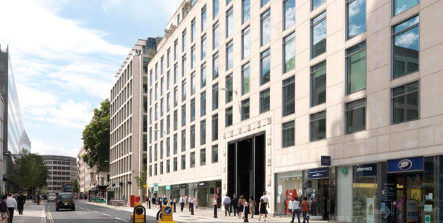 Get a Virtual Office in Cheapside