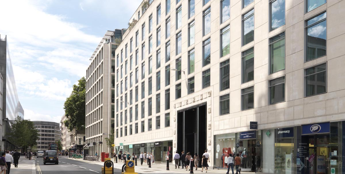 Virtual office in Cheapside, London EC2