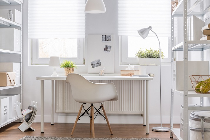 Getting the lighting right at your home office
