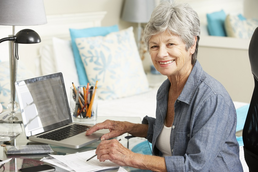 6 ways to work from home when you're retired