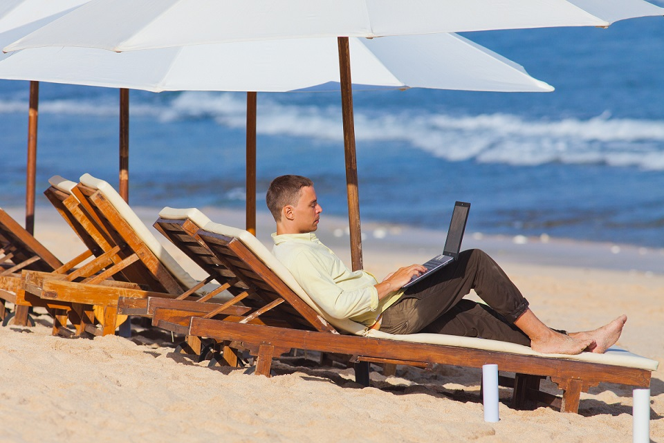 5 locations remote workers should never work from