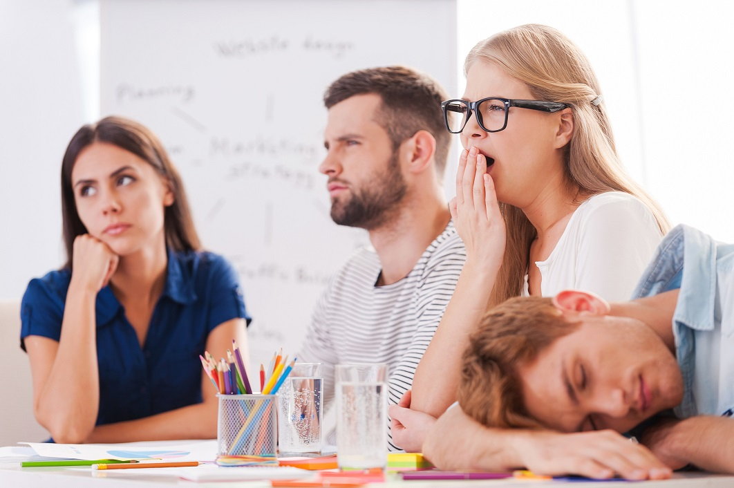 How to stop yourself from getting bored at work