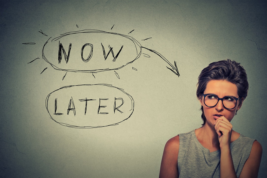 Why it's sometimes good to procrastinate as a freelancer